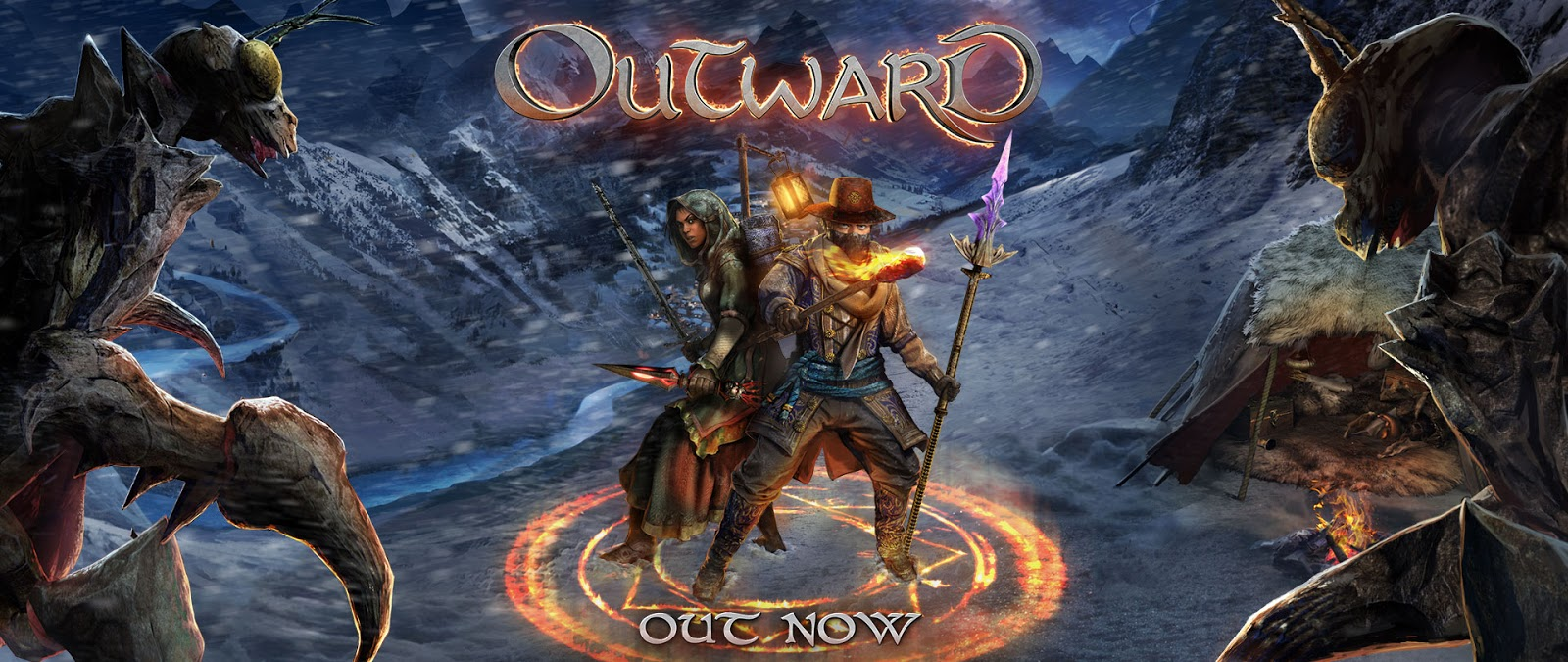 Chalgyr's Game Room: Outward - PS4 Review