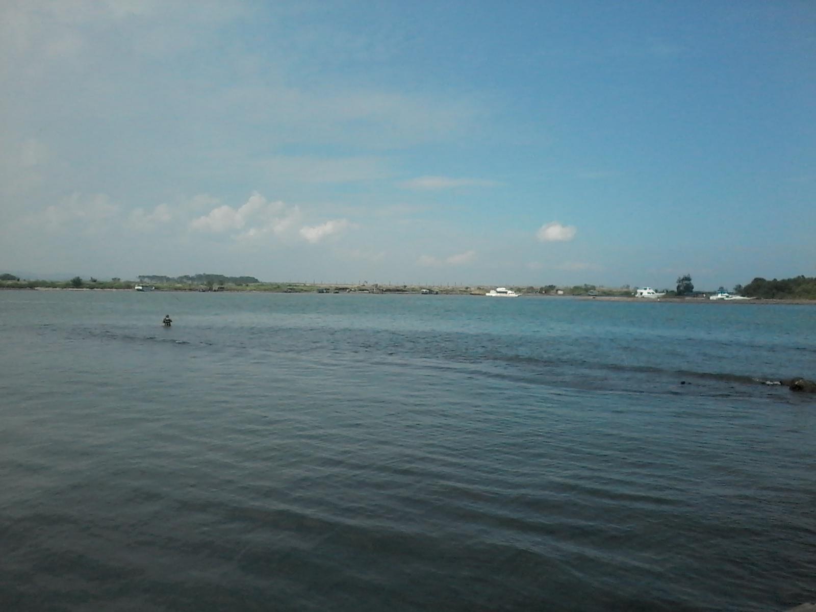 440 pemandangan pantai marina semarang Gratis