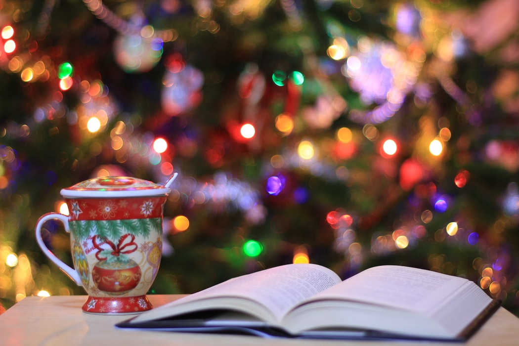 książka na święta