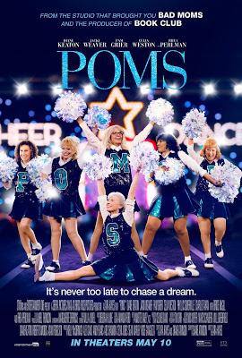 Poms  2019   DVD   R1   NTSC   Subtitulado 