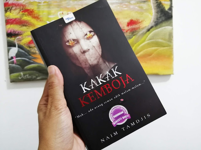 Review Novel Kakak Kemboja by Naim Tamdjis