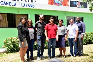 Inafocam conoce aplicación de metodología STEM en el Liceo Dr. Miguel Canela Lázaro