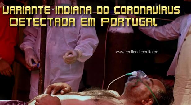 Coronavírus variante Indiana em Portugal