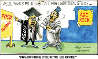 No work No pay, it does not affect ASUU