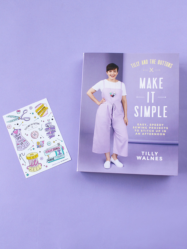 Free gift with Make It Simple pre-orders