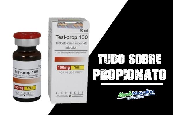 Anabolics #35 Propionato de testosterona o Que é? Nomes Comerciais, Prós & Contras