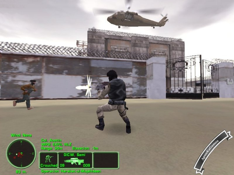 Delta Force - Task Force Dagger Screenshots