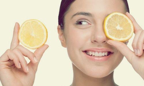 Masker lemon untuk merawat kulit