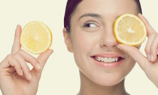 scrub lemon untuk merawat kulit