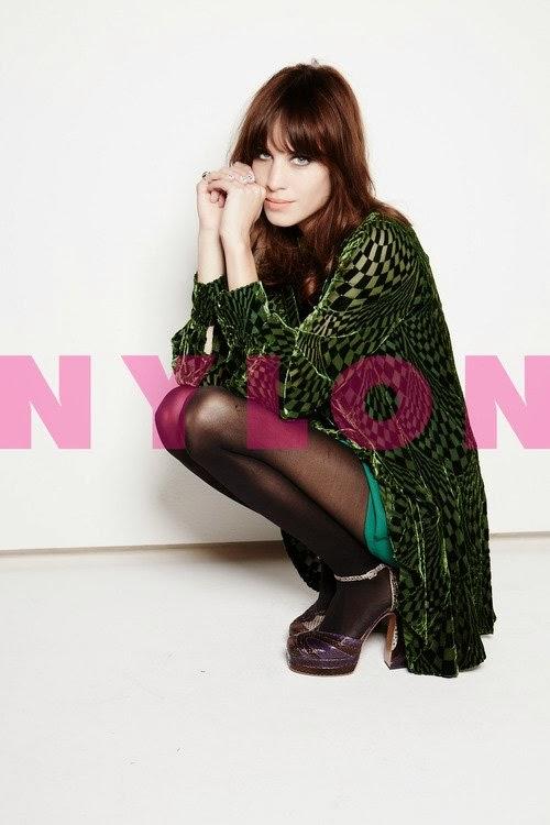 Stars Nylon Magazine 7