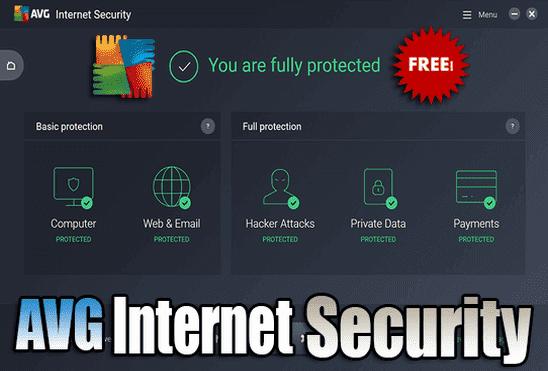 تحميل وتفعيل برنامج AVG Internet Security 2020 عملاق الحماية من الفيروسات والملفات الضارة