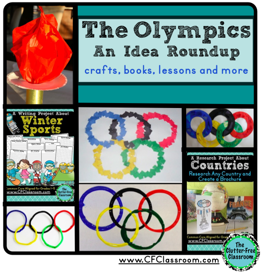 What Does Gti Stand For >> Winter Olympics Classroom Ideas, Crafts, and Resources ...