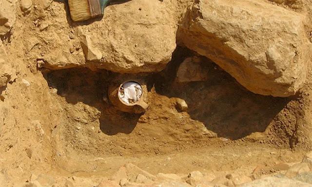 2,300-year-old curse jar found in Athens Agora