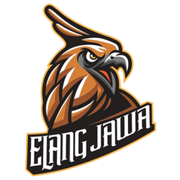 Logo Dream League Soccer Elang Jawa