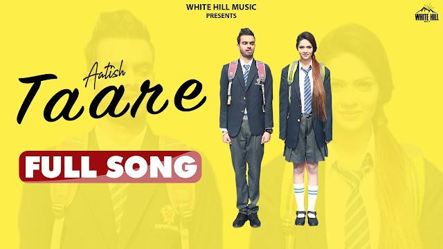 Taare Lyrics by Aatish