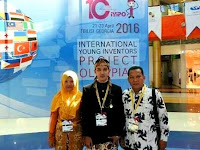 Indonesia Raih 2 Medali Emas International Young Inventors Project Olympiad (IYIPO)