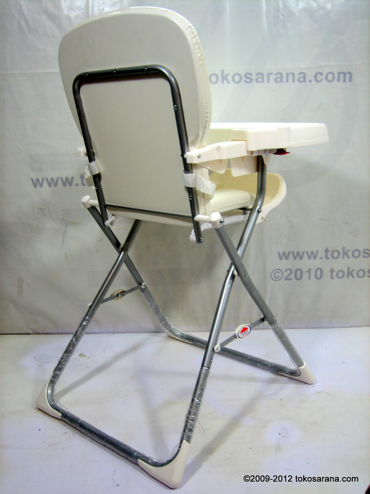 High Chair That Folds Flat Turkey Hunting Clearance Sale Sepeda Mainan Anak Dan Perlengkapan Bayi