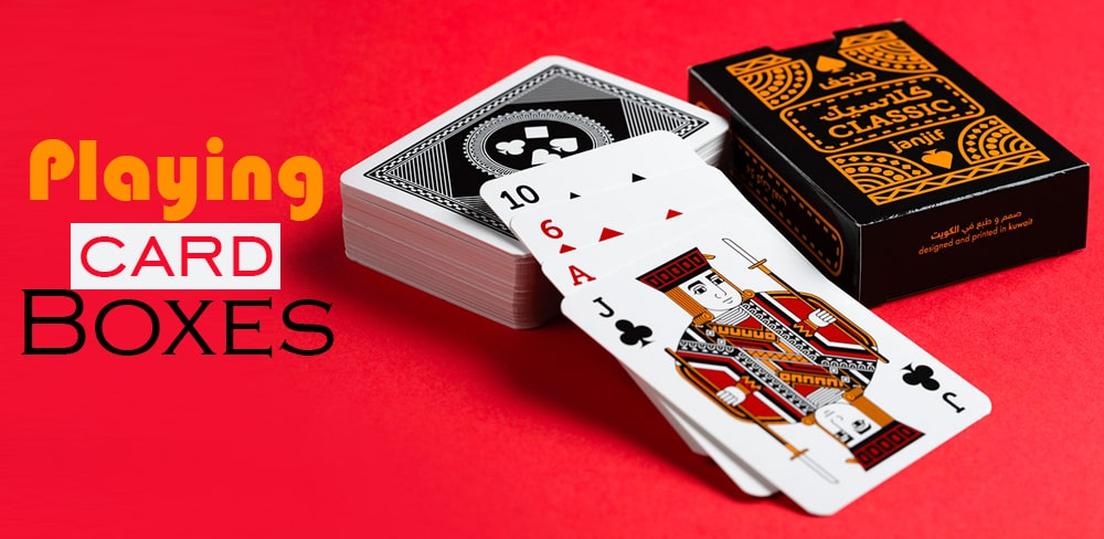 A comprehensive & successful ideas use for printing play card boxes