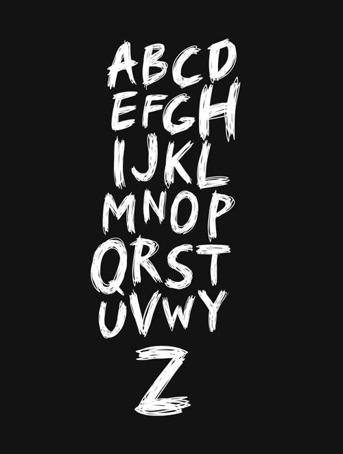 Font Commercial Gratis Terbaru Untuk Desainer Grafis - Zike Free Font