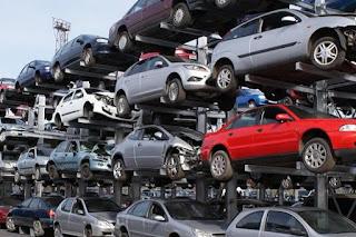 Envejecimiento del parque: por cada dos coches nuevos que se venden sólo se achatarra uno viejo
