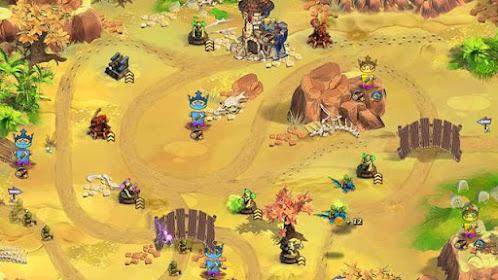 لعبة حرب الدفاع عن المملكة