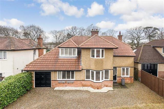 Harrogate Property News - 4 bed detached house for sale Wayside Avenue, Harrogate, North Yorkshire HG2