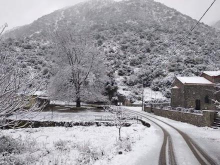 Προειδοποίηση Καλλιάνου: Έρχεται η ισχυρότερη κακοκαιρία του φετινού χειμώνα