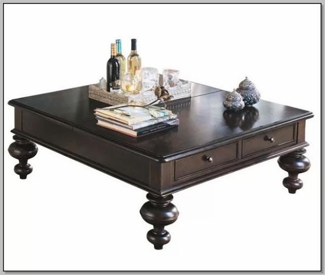 Paula Deen Black Coffee Table