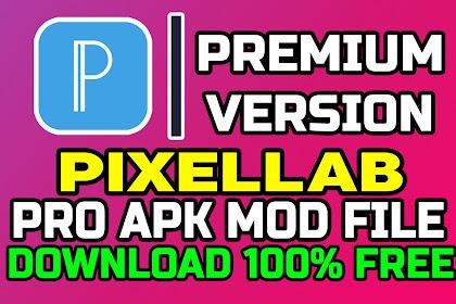 Pixellab Pro Mod APK Free Download 2020