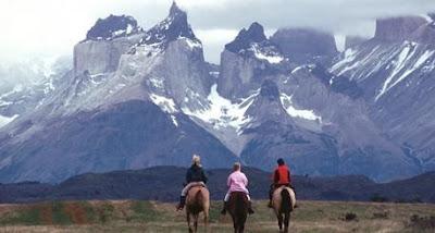 Turismo en Chile - Cabalgatas en Chile