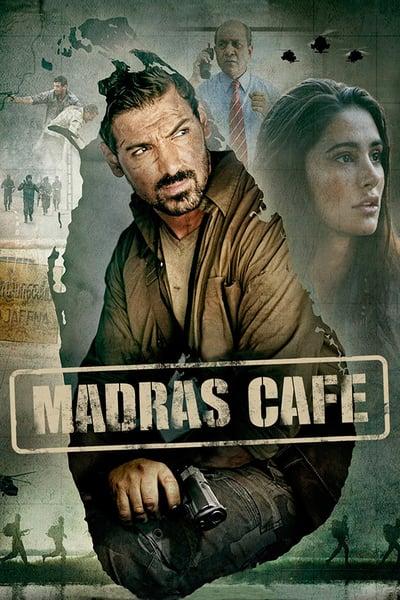 Madras Cafe (2013) ผ่าแผนสังหารคานธี (ซับไทย From Netflix)