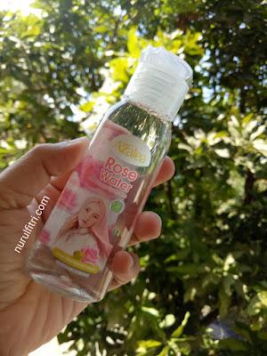 Azalea Deep Hydration Rose Water