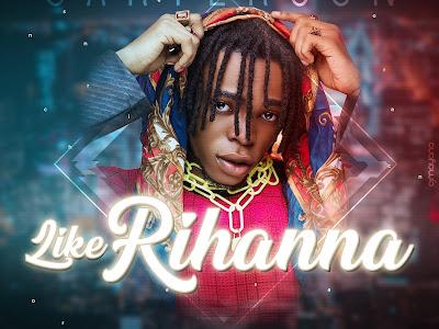 DOWNLOAD MP3: Carterson - Like Rihanna || @IAMCARTERSON
