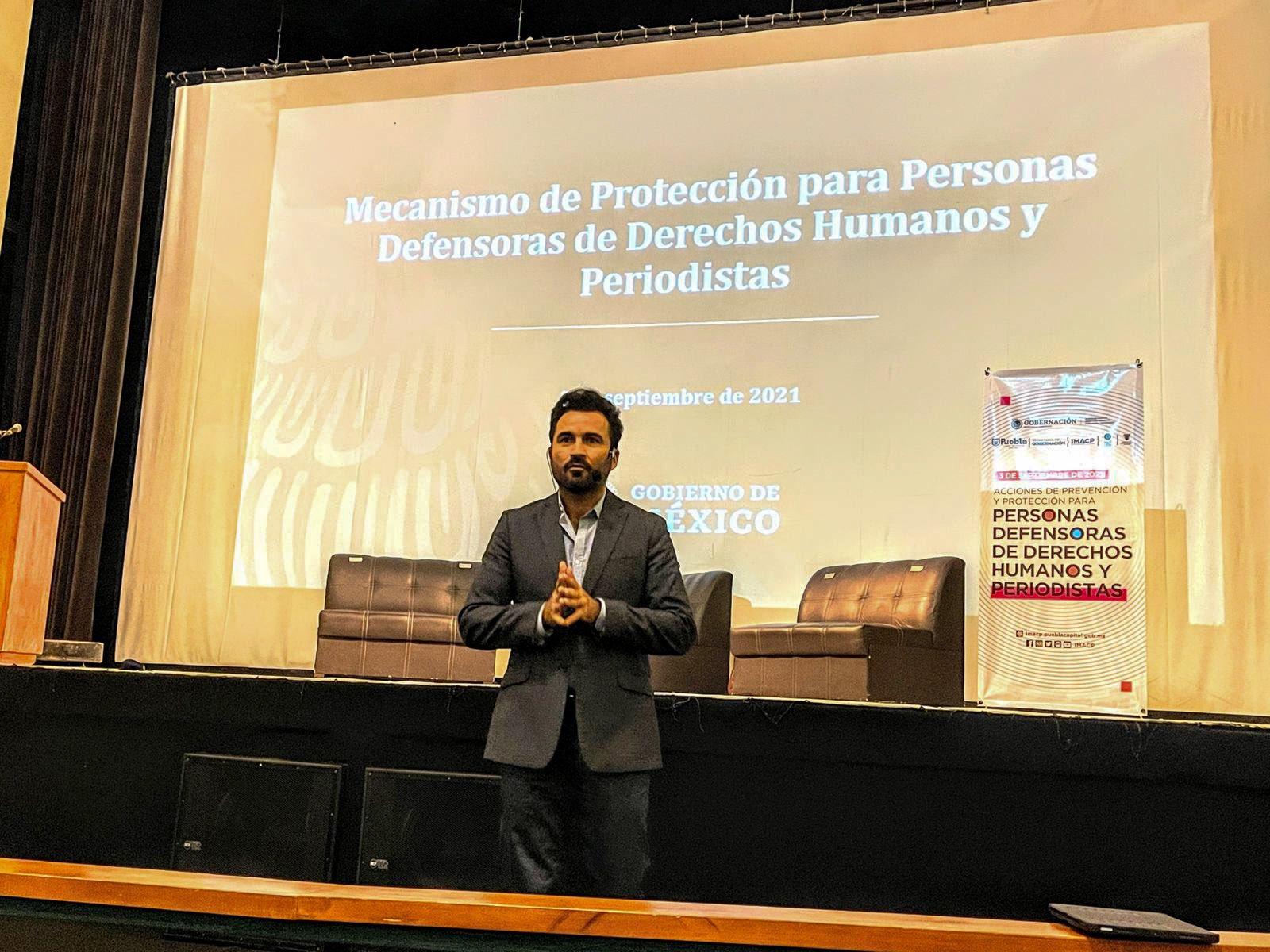 Poca participación de autoridades locales en Mecanismo de Protección para Personas DDH y Periodistas