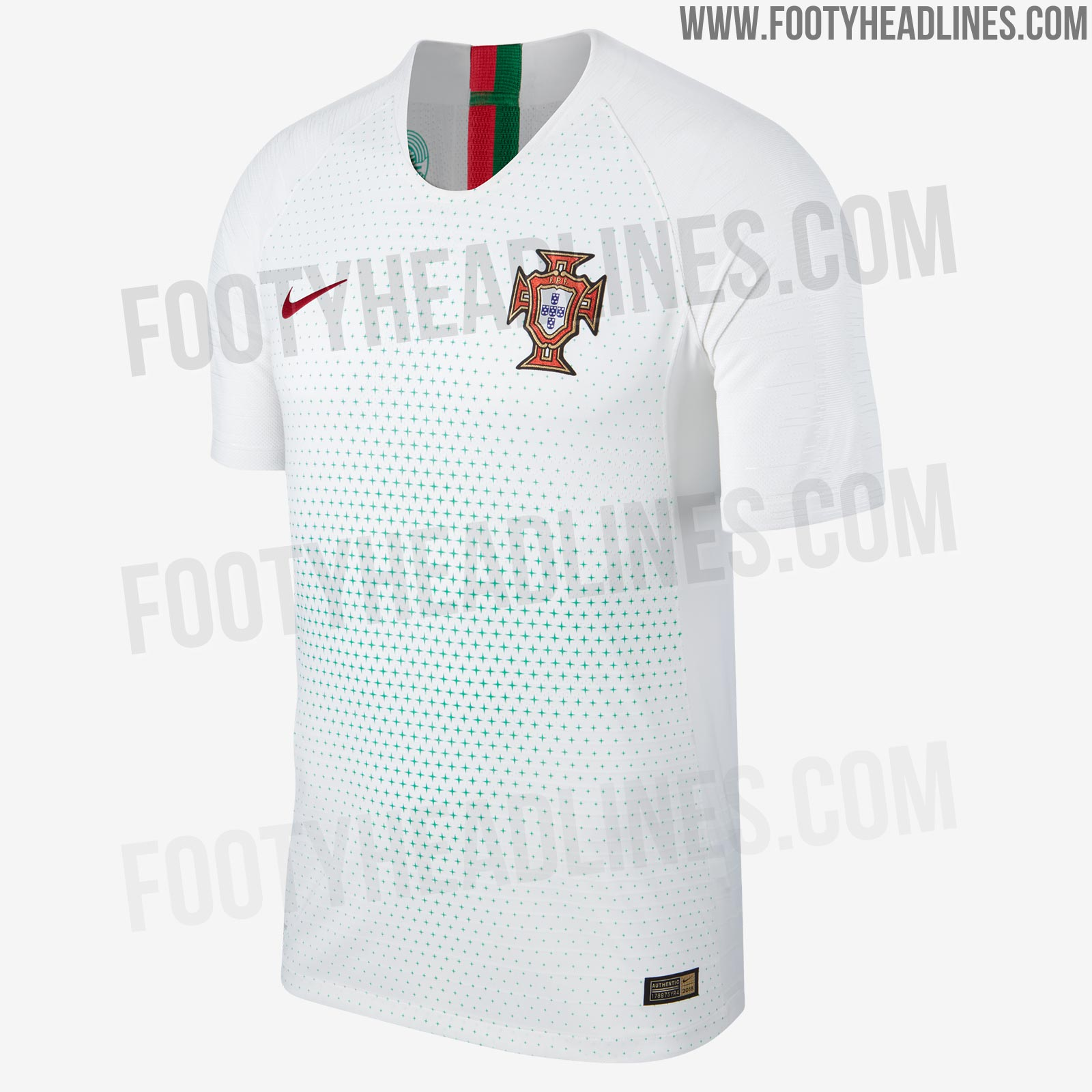 portugal 2018 world cup away kit revealed footy headlines