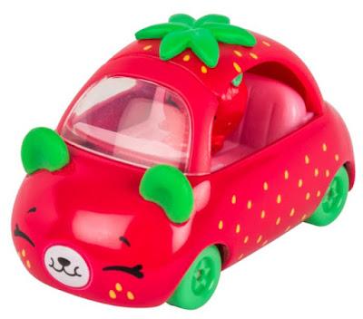 Клубничный автомобиль Шопкинс для девочек