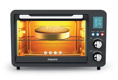 Philips HD6975/00 25-Litre Digital Oven Toaster Grill | Best OTG for Baking In India | Best OTG in India Reviews