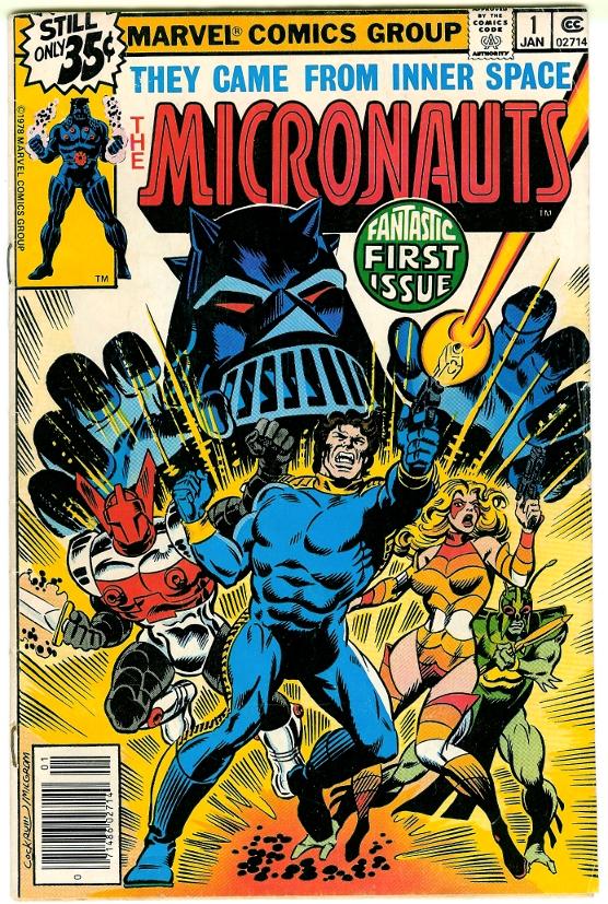 Paramount Announces G I Joe Reboot, Micronaut Movies Coming