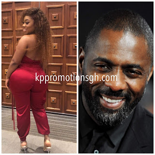 IDRIS ELBA WENT CRAZY BY SEEING BIG BUTTS AT RAPPERHOLIC CONCERT ( Watch Video)
