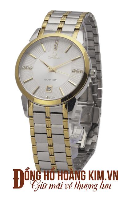 Đồng hồ nam dây inox đẹp giá rẻ dưới 2 triệu