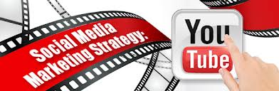 YouTube Social Media Site.