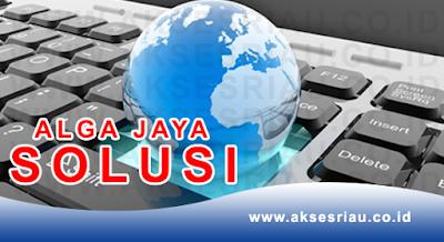 PT Alga Jaya Solusi Pekanbaru