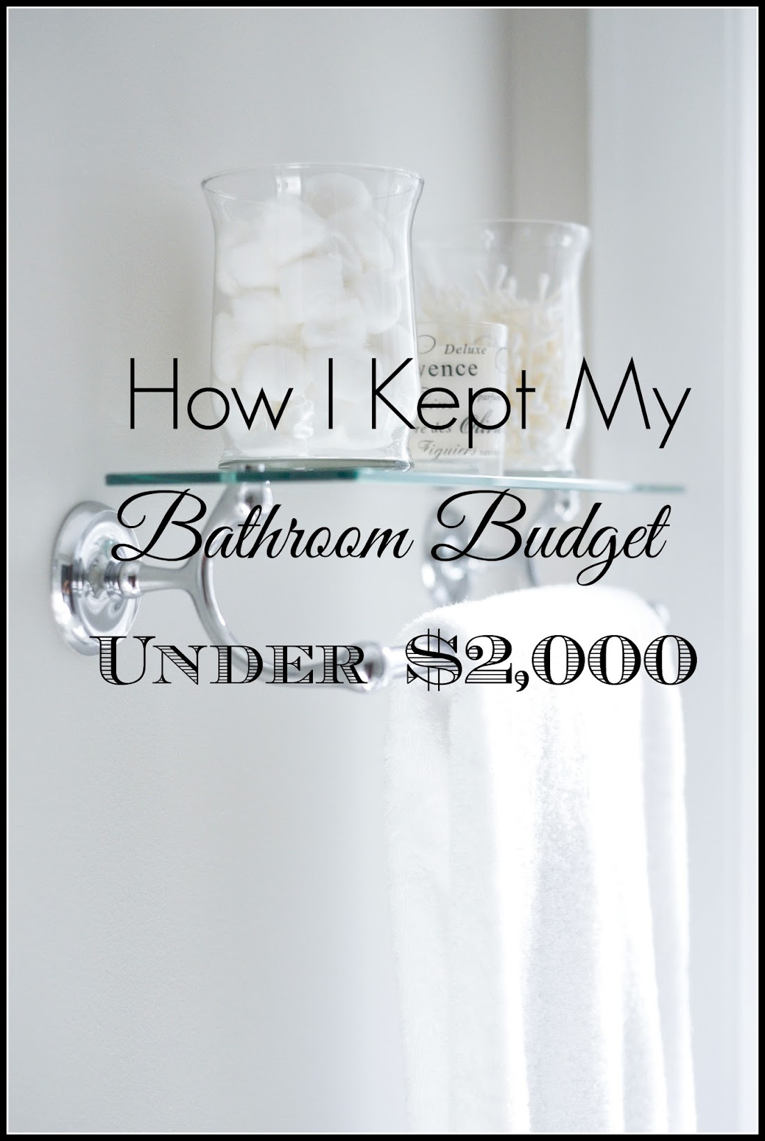 Bathroom Remodels Under 10000 bathroom remodel under $10,000 - home with keki