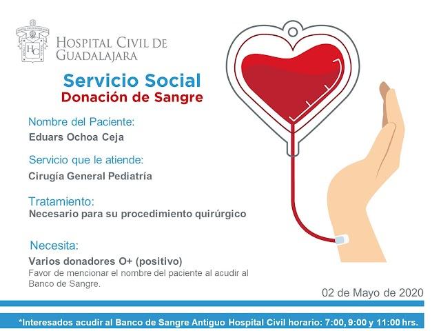 """Servicio Social """"Urgente"""""""