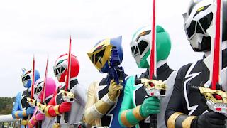 Kishiryu Sentai Ryusoulger - 40 Subtitle Indonesia and English