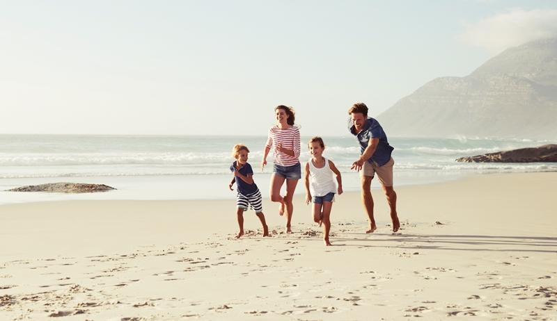 Çocuklu aileler tatile giderken bunlara dikkat etmeli!