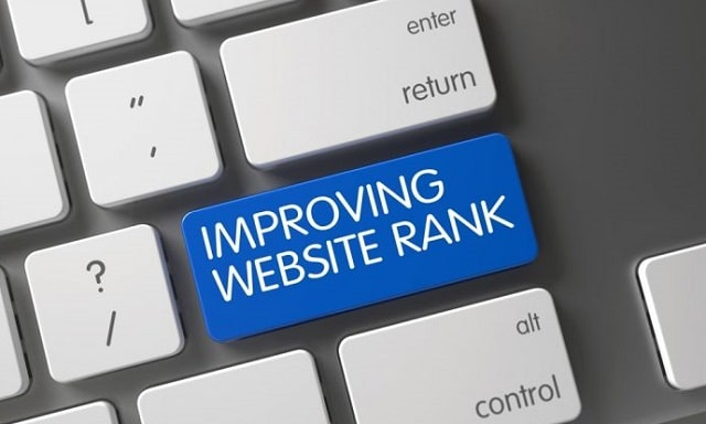 how to improve website rank increase page seo google