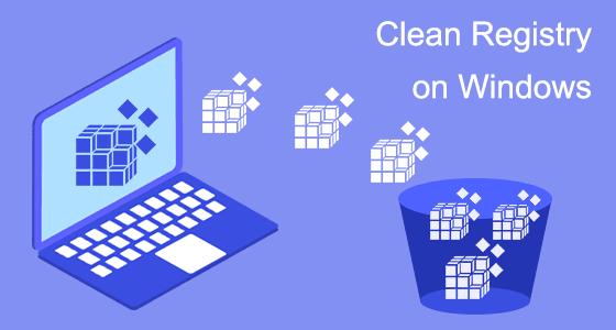 clean registry entries on Windows