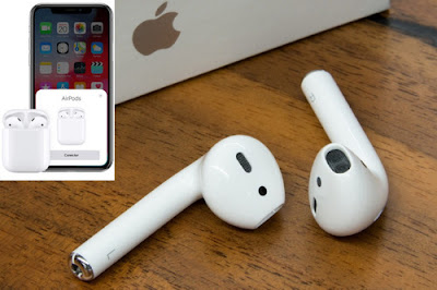 Comprar audifonos airpods Apple baratos