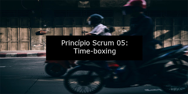 Princípio Scrum 05:Time-boxing